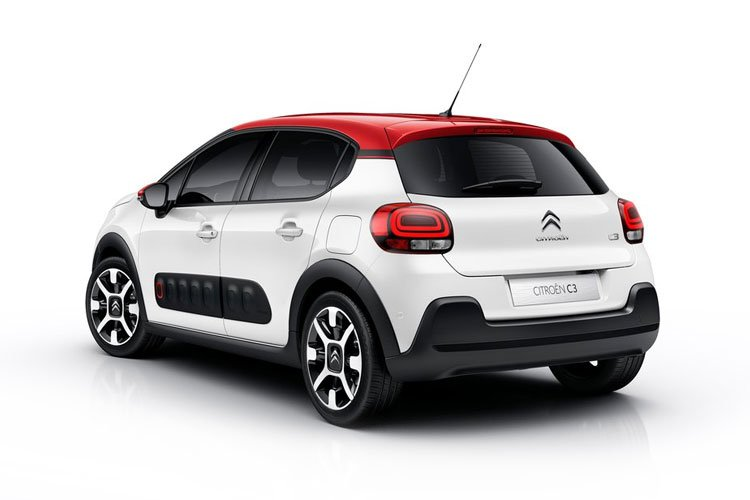 Citroen C3 5 Door Hatch Puretech Flair Plus Eat6 1.2 Petrol