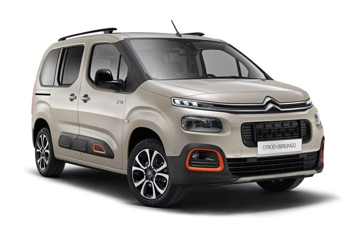 Citroen Berlingo Puretec Feel M Eat8 1.2 Petrol