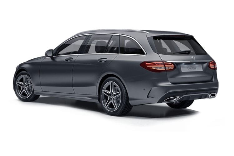 Mercedes C63 Estate Amg S Premium Plus Auto 4 Petrol