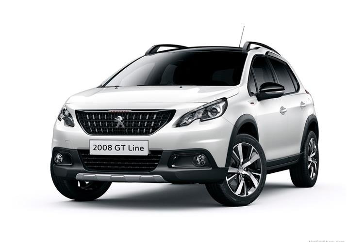 Peugeot 2008 Suv 50kwh 136 Allure Auto Electric