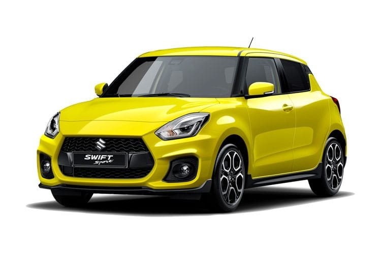 Suzuki Swift Sport Leasing