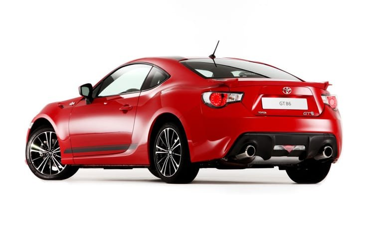 Toyota Gt86 Coupe D-4s Pro Nav Auto 2 Petrol