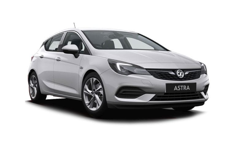 Vauxhall Astra 5 Door Turbo D Sri Nav 1.5 Diesel