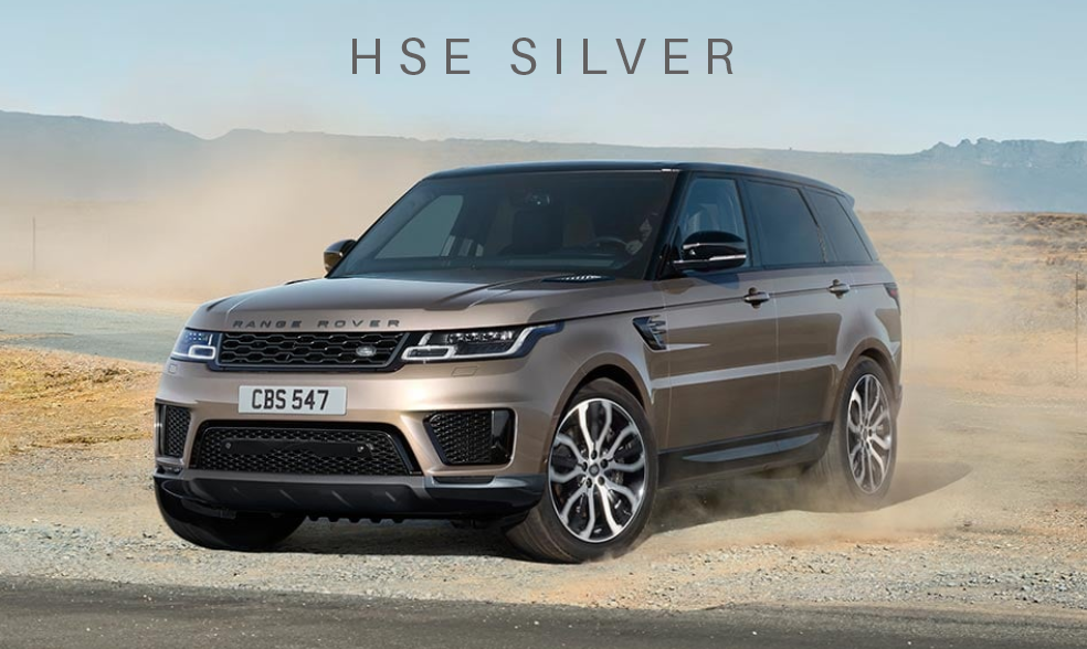 The New Range Rover Sport Models for 2020/21