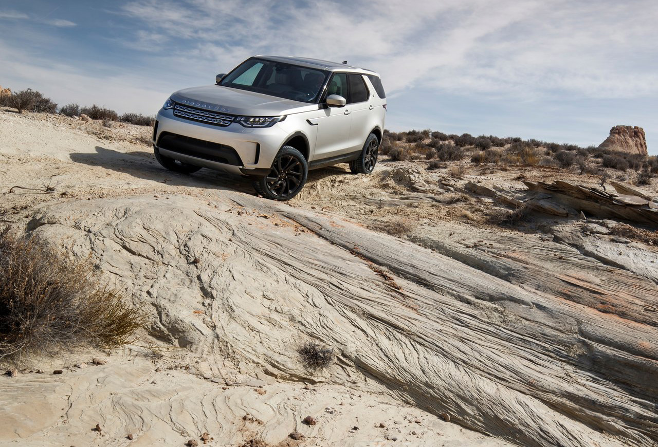 SVO to get their hands on the Discovery