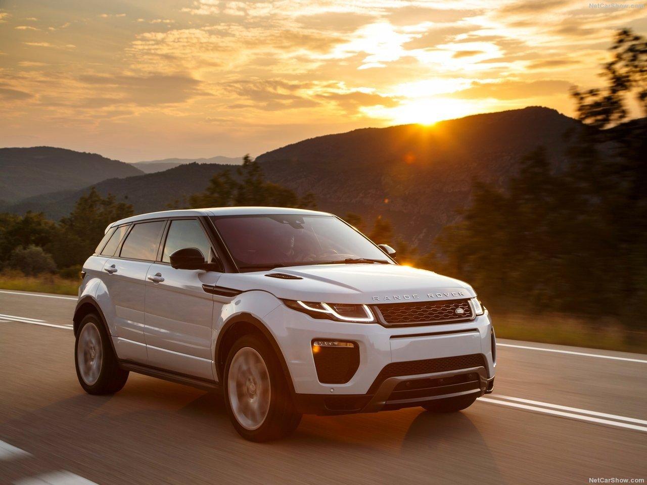 Range Rover Evoque Business Leasing Benefits