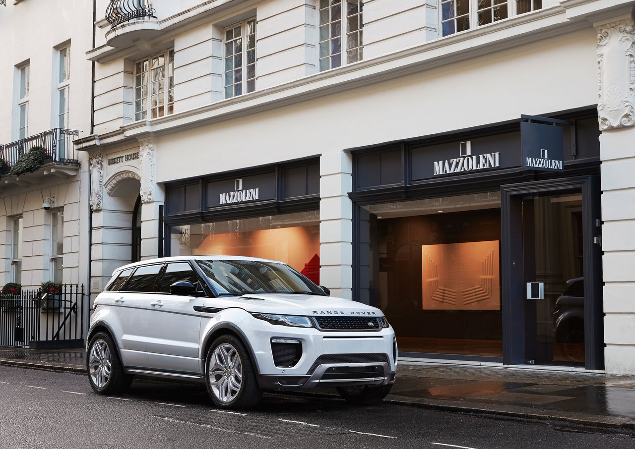 There's more to the Range Rover Evoque than just the eD4 SE