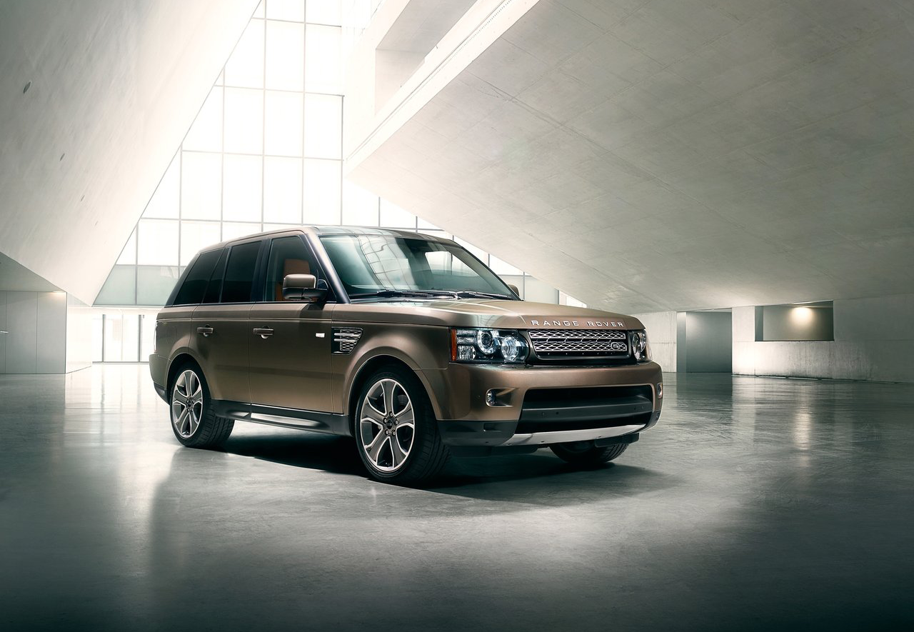 The Range Rover to be Overhauled