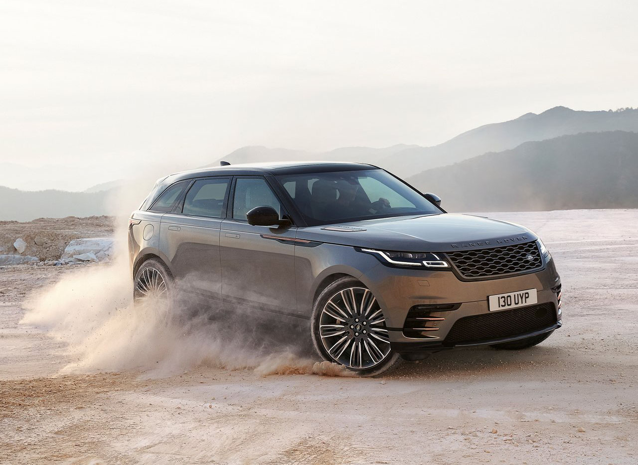 Just what is the new Range Rover Velar?