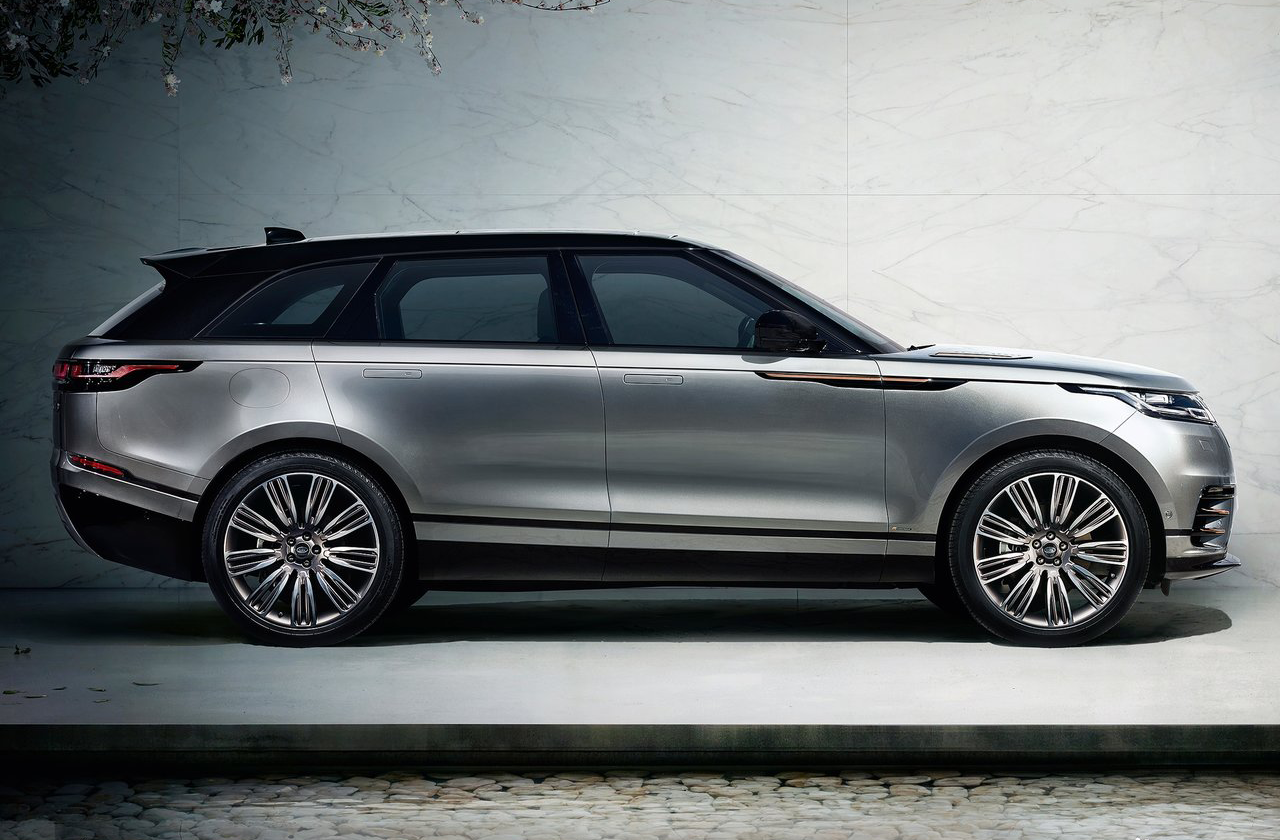 What's the Different About the Range Rover Velar?