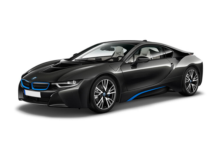 Bmw I8 2 Door Coupe Auto 1 5 Plug In Hybrid Petrol