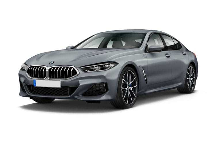 8 Series Gran Coupe