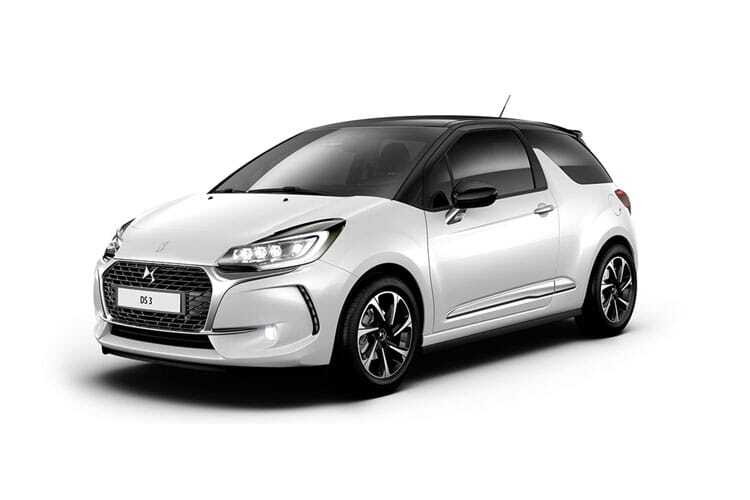 DS 3 Hatch