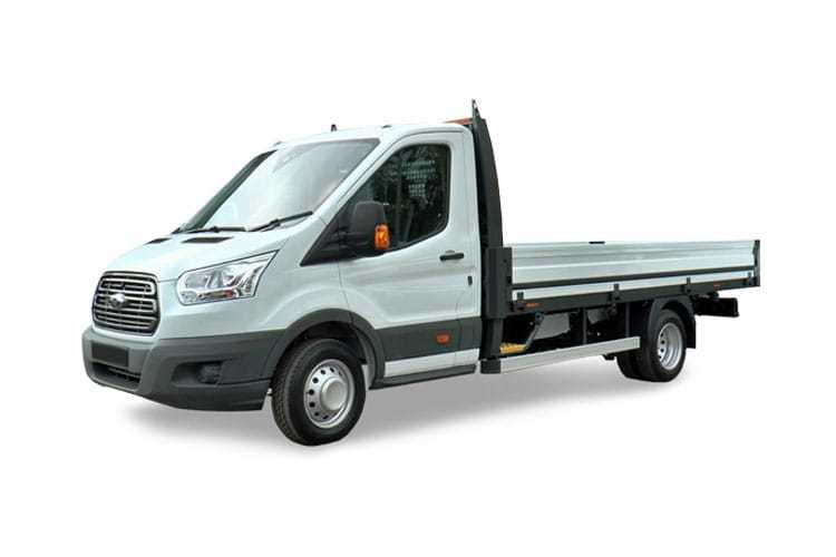 Ford Transit Chassis Cab Dropside
