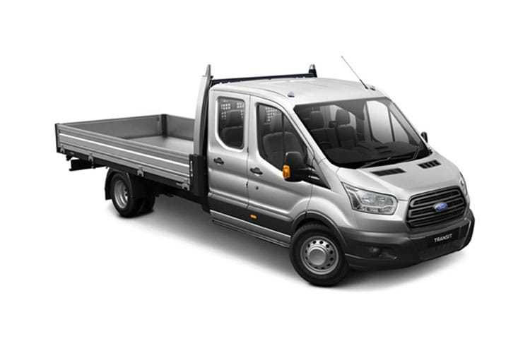 Ford Transit Chassis Double Cab Dropside
