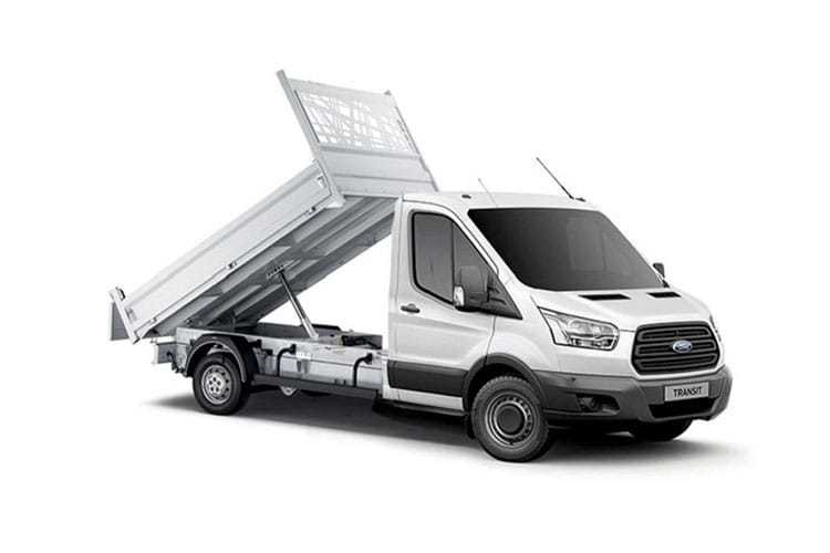 Ford Transit One Stop Tipper