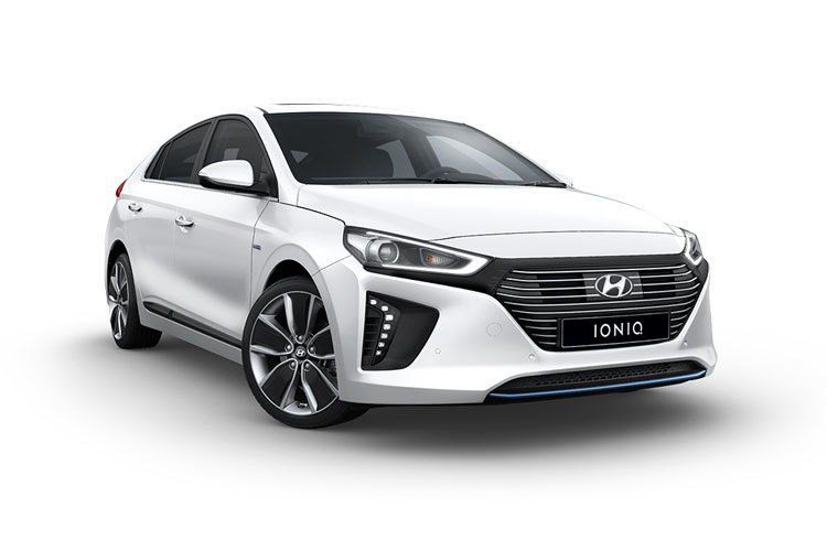 Hyundai Ioniq Hatch