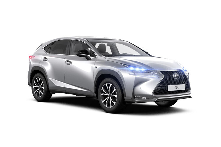 Lexus NX 200t Estate