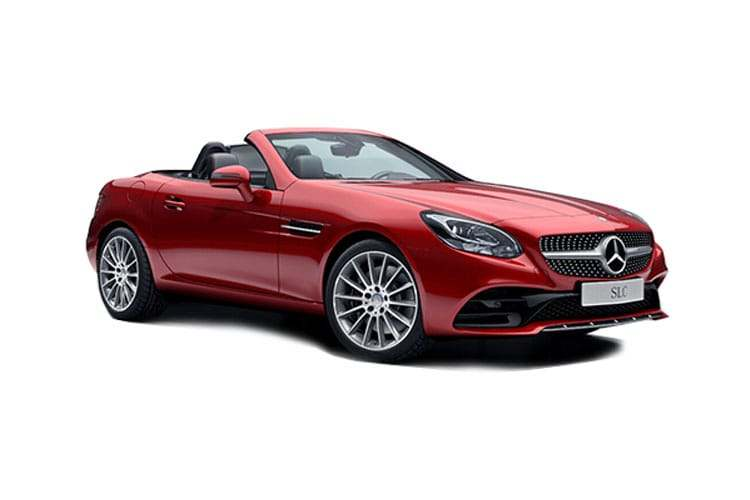 Mercedes SLC Roadster-Cabrio