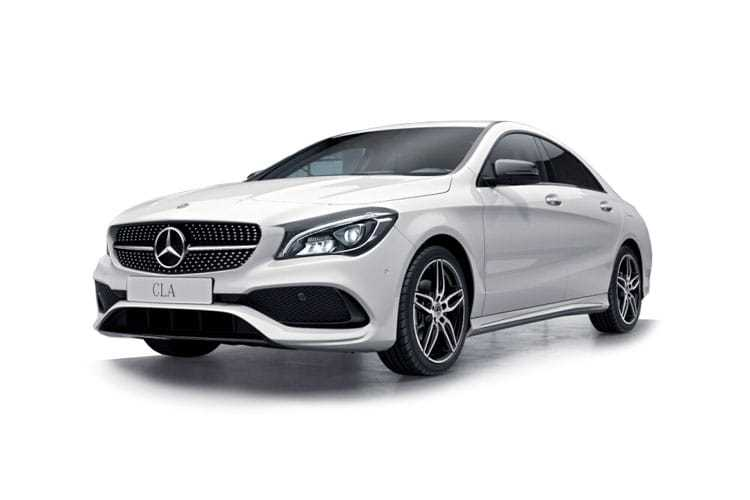 Mercedes CLA Class Coupe