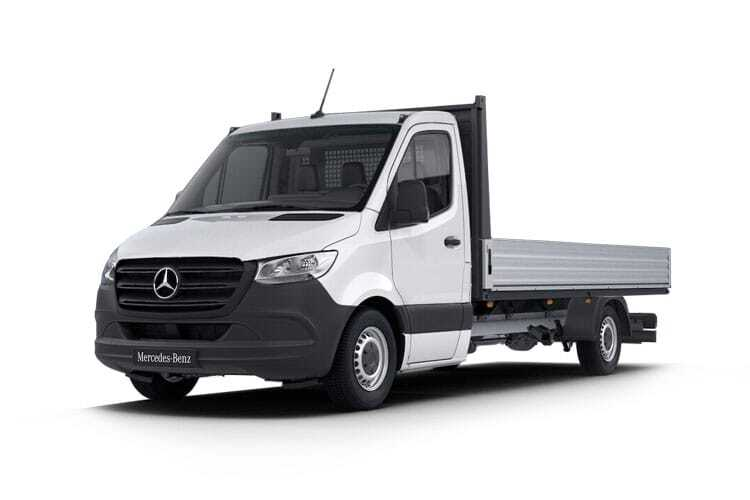 Sprinter Chassis Dropside
