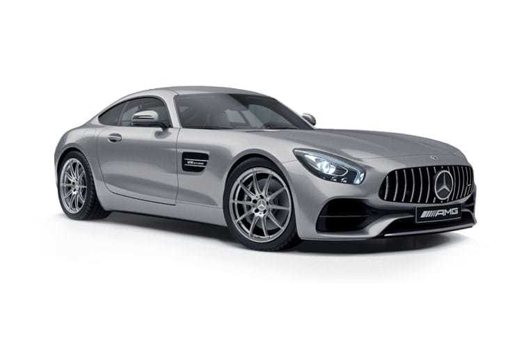 Amg Gt 2-door Coupe