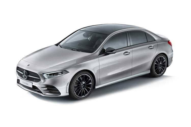 Mercedes A Class Saloon