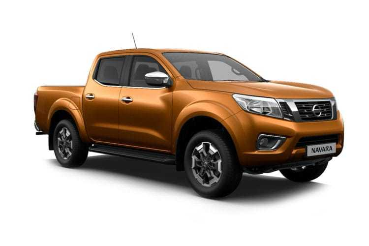 Navara Pick Up Double Cab