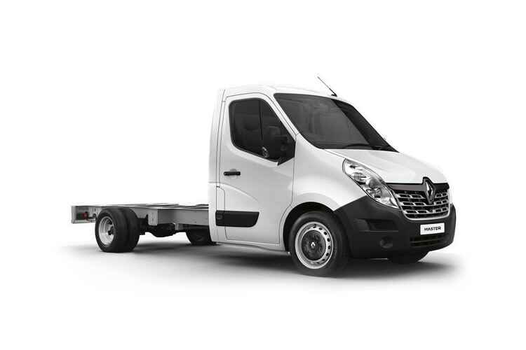 Master Chassis Cab