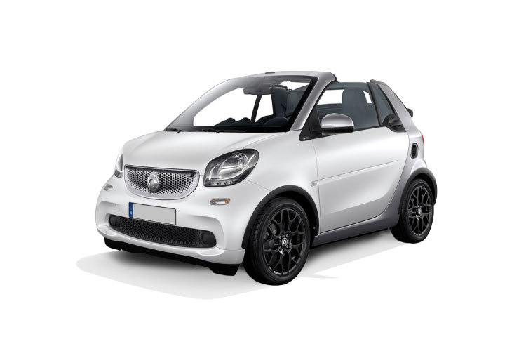 Smart Car Fortwo Cabriolet