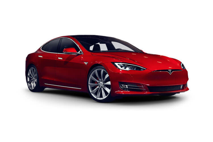 Tesla Model S Hatch