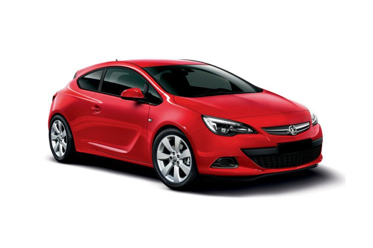 Vauxhall GTC Coupe