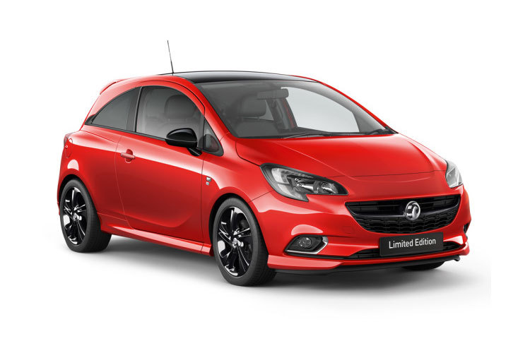Vauxhall Corsa Special Edition