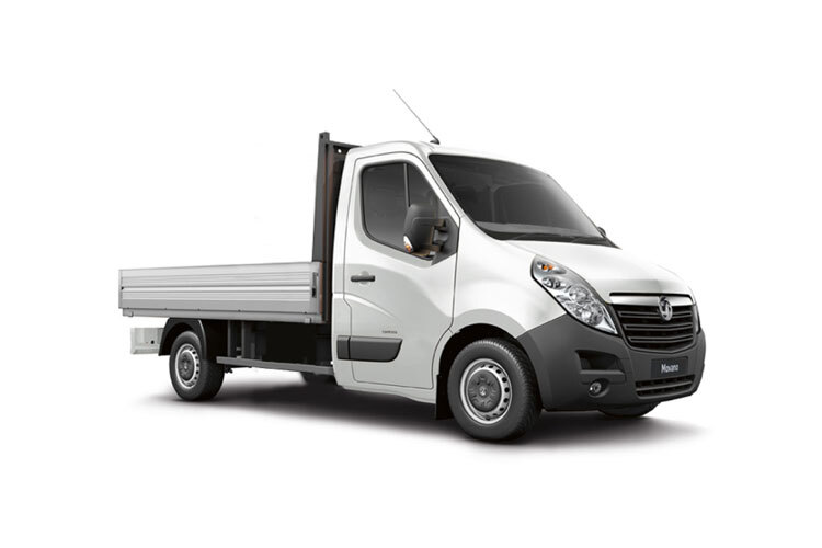 Movano Chassis Cab
