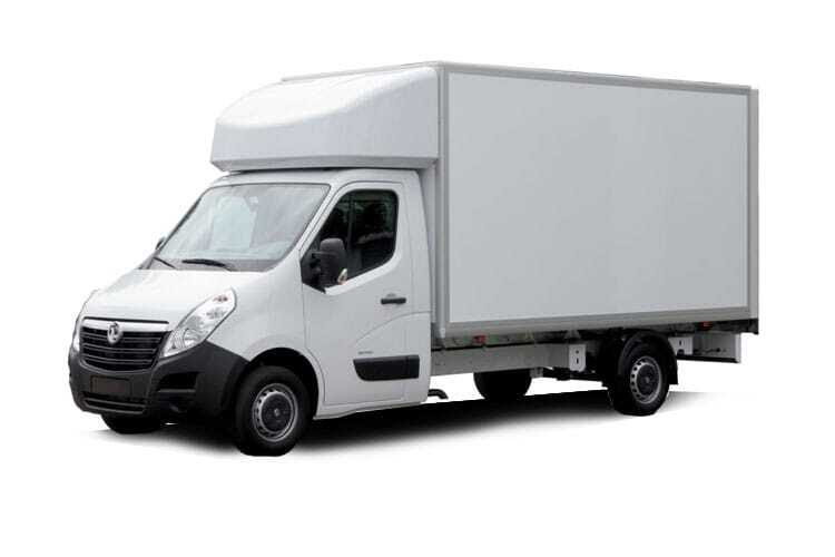 Movano Conversion Fwd Luton