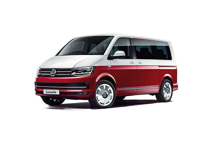 Volkswagen Caravelle Volkswagen