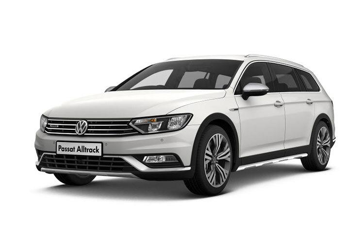 Volkswagen Passat Alltrack Estate