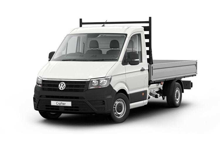 Crafter Chassis Cab Dropside