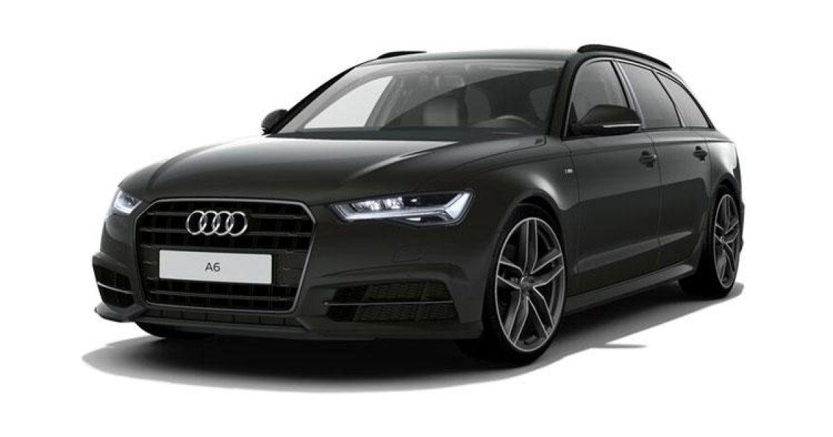 audi a6 avant tdi quattro black edition s tronic 3.0 diesel