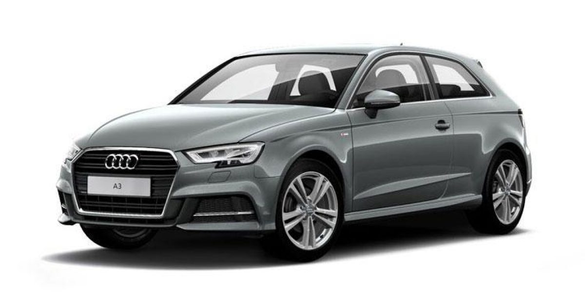 audi a3 3 door hatch tdi s line 2 0 diesel vantage leasing. Black Bedroom Furniture Sets. Home Design Ideas
