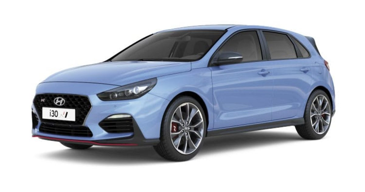 Car Payment On 30000 >> Hyundai I30 5 Door Hatch T-gdi N Performance 2.0 Petrol | Vantage Leasing