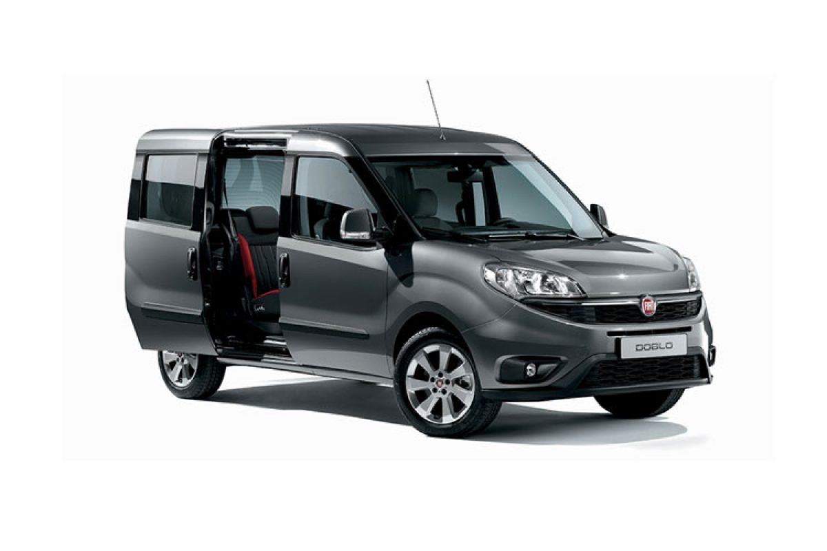 Fiat Doblo Leasing | Vantage Leasing on