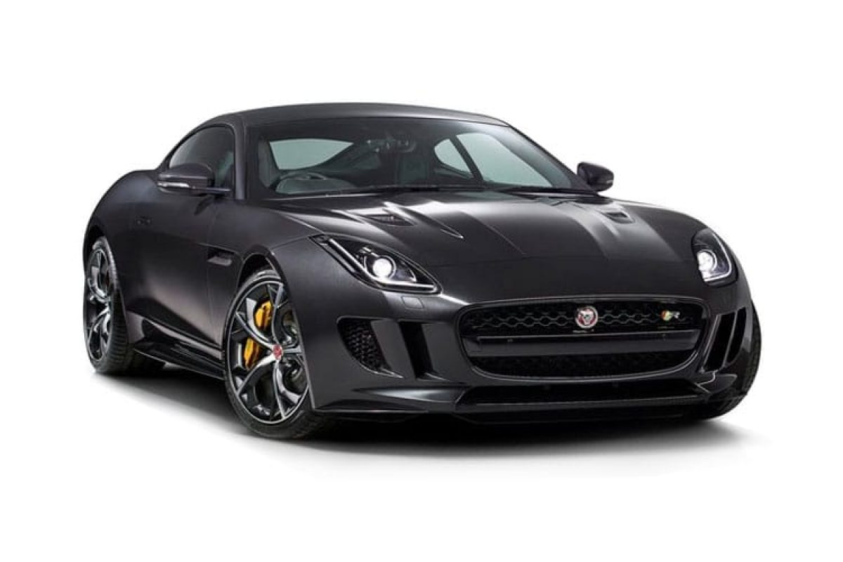 Jaguar F Type Coupe V6 Supercharged Sport Auto Awd 3.0 Petrol