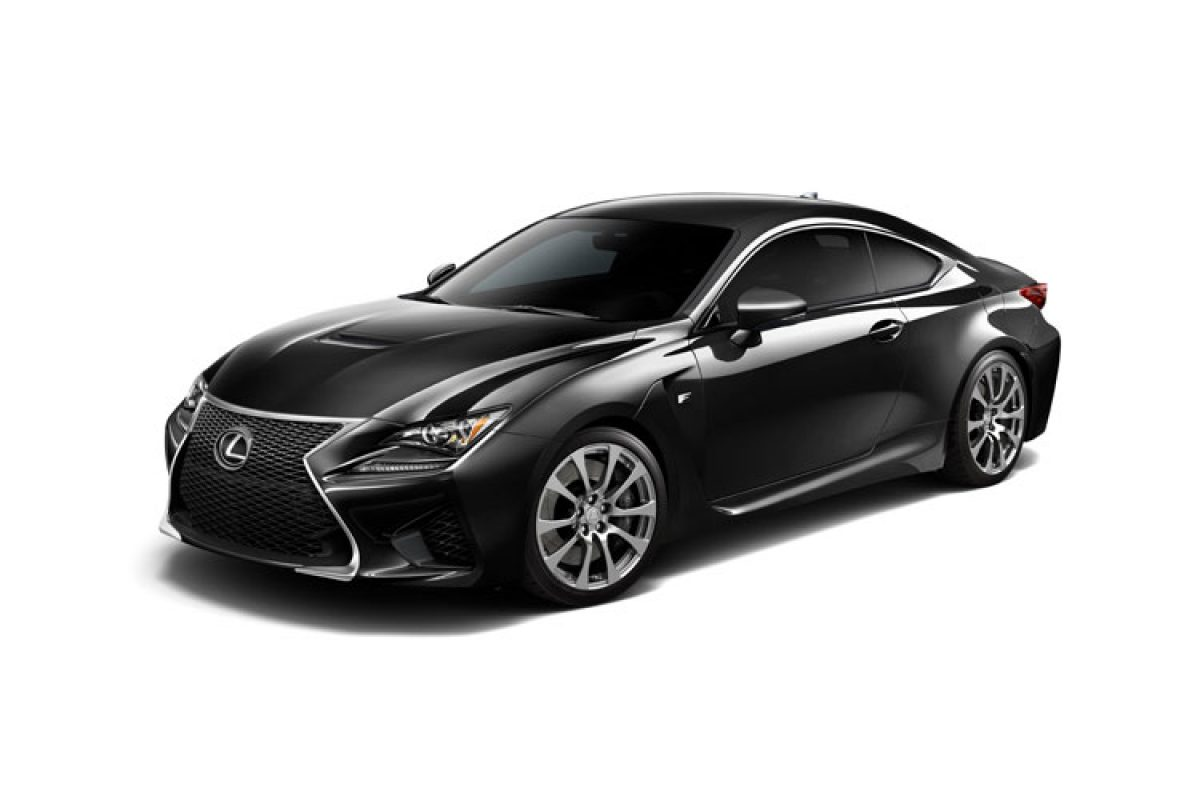 Lexus Rc F 2 Door Coupe Auto 5.0 Petrol | Vantage Leasing