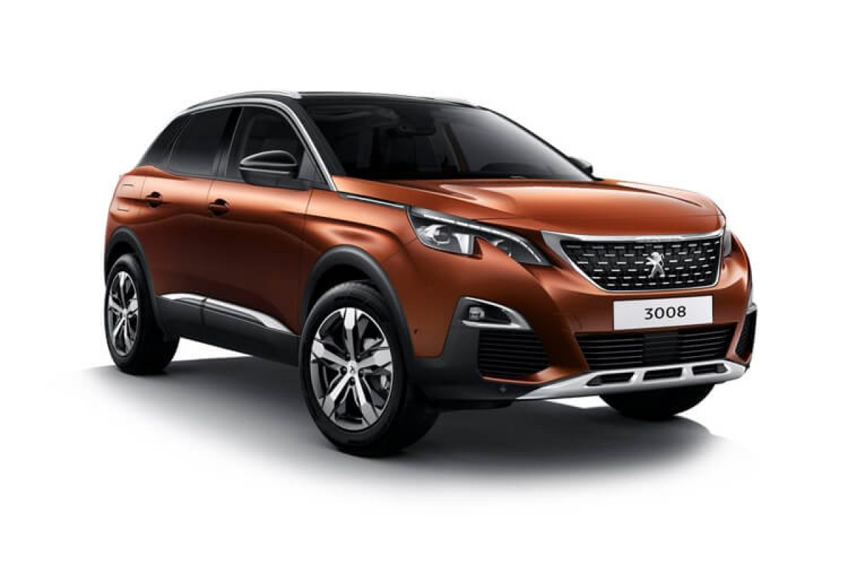 peugeot 3008 suv leasing vantage leasing. Black Bedroom Furniture Sets. Home Design Ideas