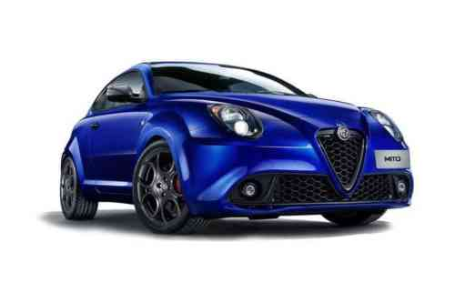 Alfa Romeo Mito  Turbo Multiair Super Tct 1.4 Petrol
