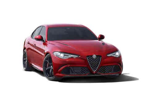 Alfa Romeo Giulia  Turbo Nero Edizione Auto 2.0 Petrol