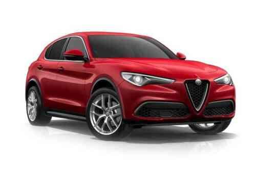 Alfa Romeo Stelvio  Turbo Nero Edizione Auto Awd 2.0 Petrol