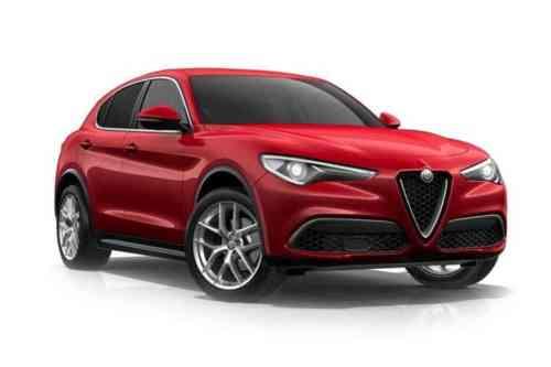 Alfa Romeo Stelvio  Turbo Ti Auto Awd 2.0 Petrol