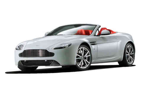 Aston Martin Vantage 2 Door Roadster  V8 S 4.7 Petrol